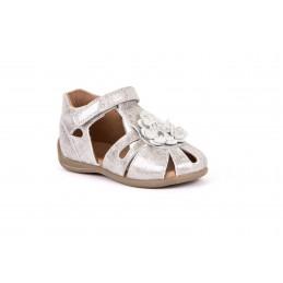 Sandales Froddo Soft Silver