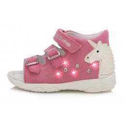 D.D.Step sandales ar LED...