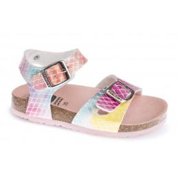 Sandales Sinaloa Multicolor