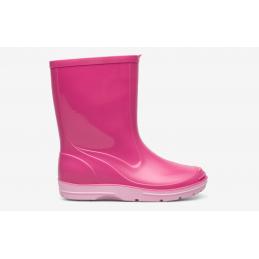 Gumijas zābaki Amber Pink