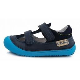 Barefoot tamsiai mėlyni...