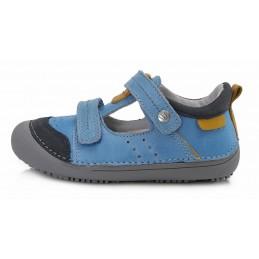 Barefoot mėlyni batai 31-36...