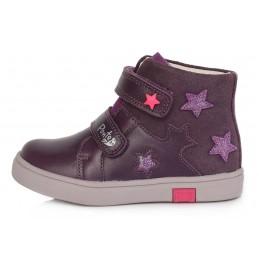 Violetiniai batai 30-35 d....
