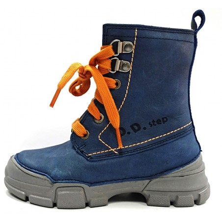 D.D.Step apavi zēniem ar siltinājumu 0561AM