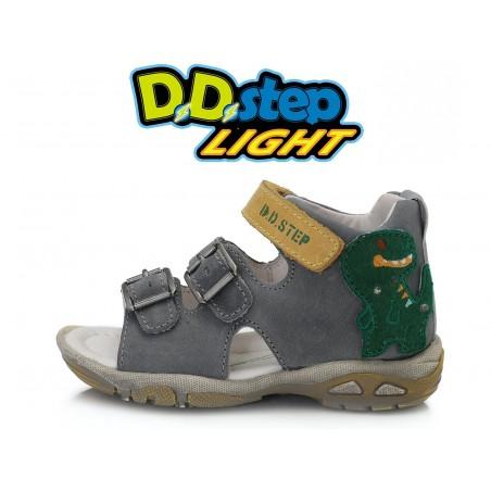 D.D.Step sandales zēniem ar LED gaismu 19-24 i. AC290816B