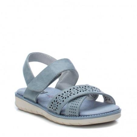XTi sandales meitenēm  Jeans Textile