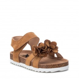 XTi sandales meitenēm Camel...