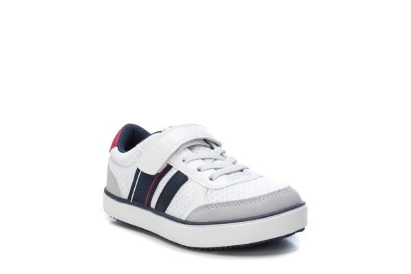 Xti ikdienas kurpes zēniem   White Textile PU