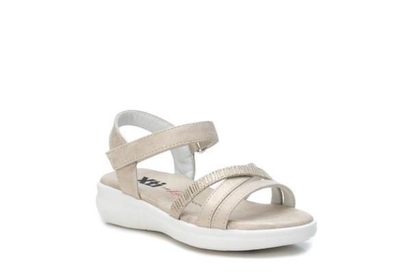 XTi sandales meitenēm Gold PU