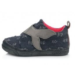 Mėlyni canvas batai 31-36...