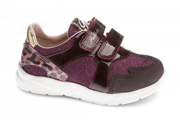 Ikdienas apavi meitenēm Charol Purple