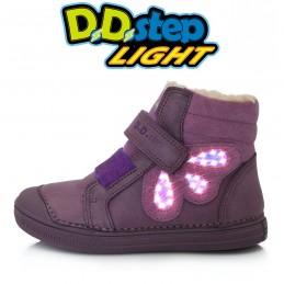 Violetiniai LED batai su...