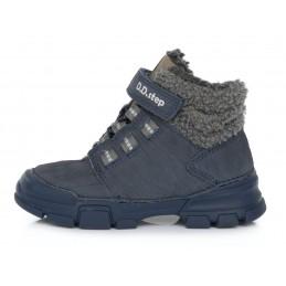 Mėlyni batai su pašiltinimu...